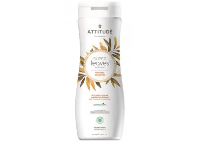 ATTITUDE Přírodní šampón Super leaves - lesk a objem pro jemné vlasy 473 ml