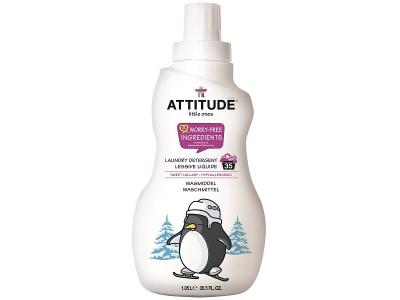 ATTITUDE Prací gel pro děti, s vůní Sweet Lullaby 1050 ml