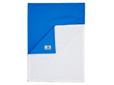 Bamboolik Přebalovací podložka PUL 45 x 70 cm - Modrá