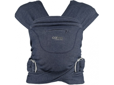 Close Parent Caboo+organic 15 Indigo Marl