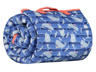 Close Parent Playmat hrací deka - Whale