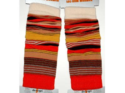 Design Socks Návleky na nožky - Afrika