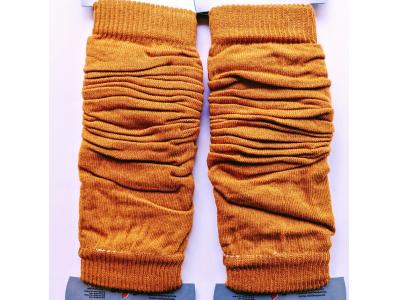 Design Socks Návleky na nožky - Camel