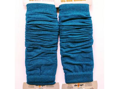 Design Socks Návleky na nožky - Petrol