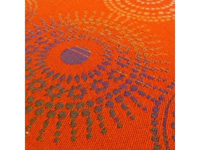 Didymos Sommer in Orange / šátek na nošení dětí - 4,7 m