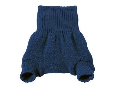 Disana Vlněné svrchní kalhotky - marine