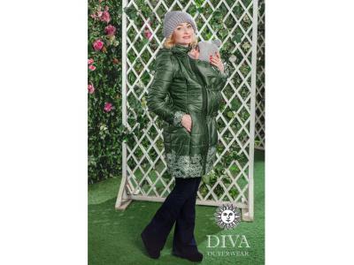 Diva Milano Zimní nosící kabát (medium warm) 4v1 - Pino