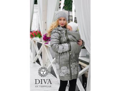 Diva Milano zimní nosící kabát (high warm) 3v1 - Pietra