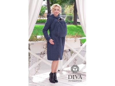 Diva Milano vlněný nosící kabát (high warm) 3v1 - Notte