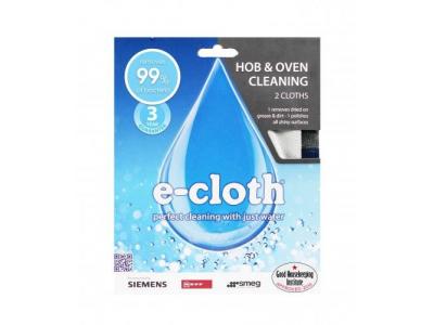 E-Cloth Sada hadříků na sporáky a trouby - 2ks
