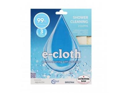 E-Cloth Sada hadříků do sprchy - 2ks
