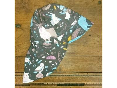 Eco Capart Legionářka dětská letní čepice - Jeho veličenstvo vlk