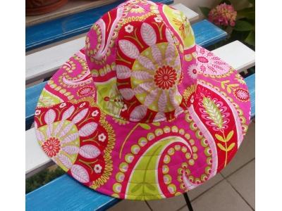 Eco Capart Dívčí letní klobouček - Oya
