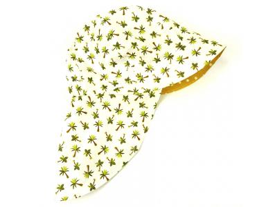 Eco Capart Legionářka dětská letní čepice - Palmový háj