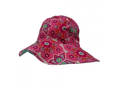 Eco Capart Dívčí letní klobouček - Inanna