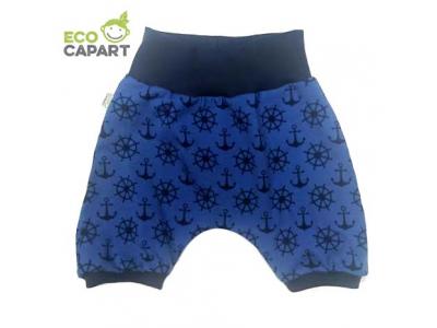 Eco Capart Dětské kraťásky - Deep Sea
