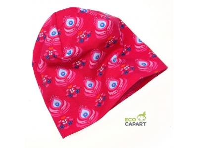 Eco Capart Dětská čepice MERINO - Lizi