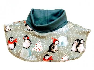 Eco Capart Dětský nákrčník z BIO bavlny - Patagonia