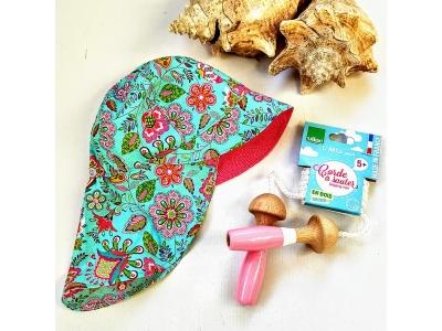 Eco Capart Legionářka dětská letní čepice - Jasni