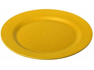 Eco Dining Talířek 20 cm - yellow