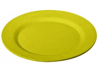 Eco Dining Talíř 25 cm - green