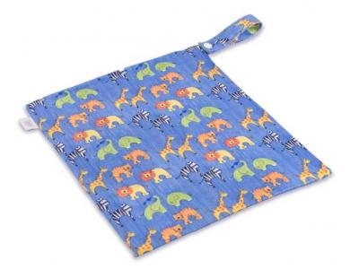 Ella´s House Wet bag pytel na pleny - Animals