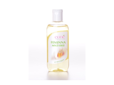 Eoné Feminna intimní mycí olej - 100ml