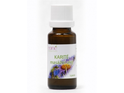 Eoné Masážní olej Karité 20ml