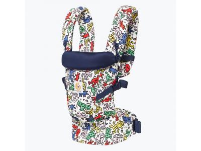 Ergobaby Adapt Original nosítko - Keith Haring Pop