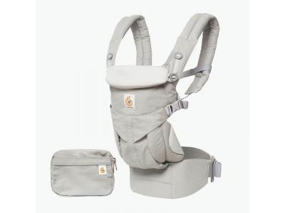Ergobaby Nosítko OMNI 360 - Pearl Grey