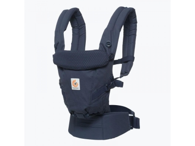 Ergobaby Adapt nosítko - Navy Mini Dots
