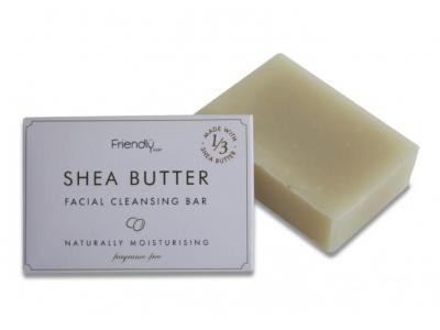 Friendly Soap přírodní mýdlo na čištění obličeje s bambuckým máslem