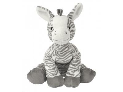 Happy Horse Zebra Zoe - hudební hračka s ukolébavkou, 24 cm