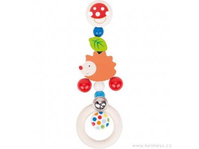 Heimess Závěsná dřevěná hračka - Ježek