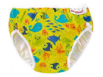 Imse Vimse Plenkové plavky - Žluté moře