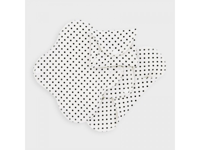 Imse Vimse Dámské hygienické vložky SLIM slipové 3ks - puntík