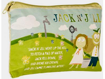 Jack N´ Jill cestovní pouzdro na ústní hygienu