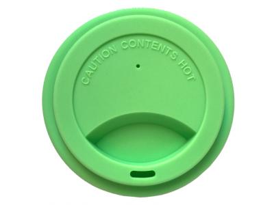 Jack n´Jill  Víčko na pohárek - zelené