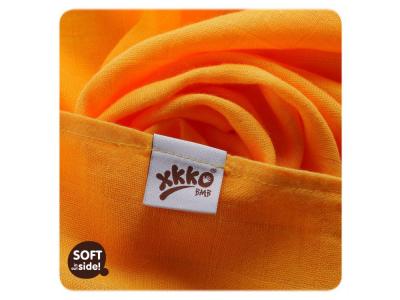 KIKKO Bambusová osuška XKKO BMB 90x100 - Orange