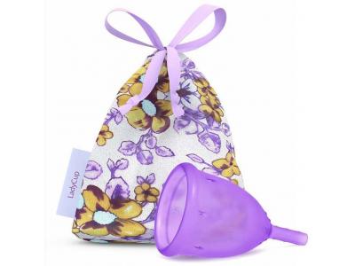 LadyCup Menstruační kalíšek - Fialový