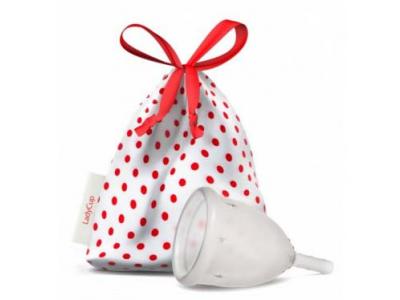 LadyCup Menstruační kalíšek - Transparent
