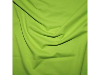 Úplet z BIO bavlny - lime