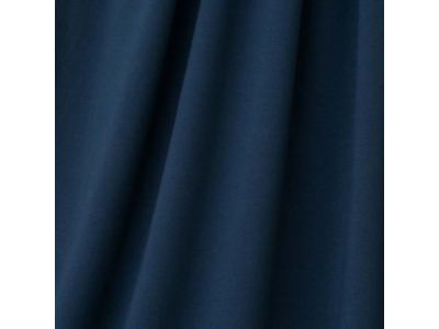 Úplet z BIO bavlny - kobaltová modrá