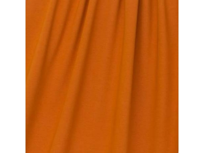 Úplet z BIO bavlny - pomeranč & skořice