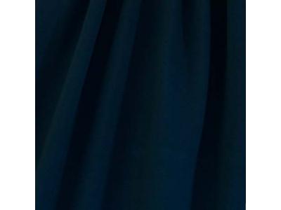 Úplet Teplákovina z BIO bavlny - kobaltová modrá