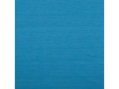 Úplet z BIO bavlny - Modrošedý proužek