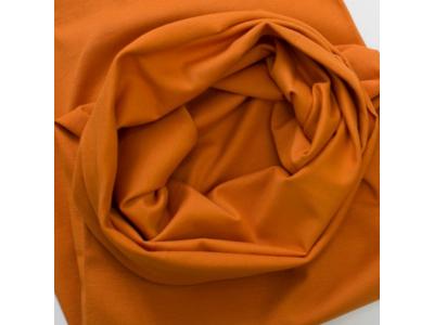Náplet z BIO bavlny, tunel - pomeranč & skořice