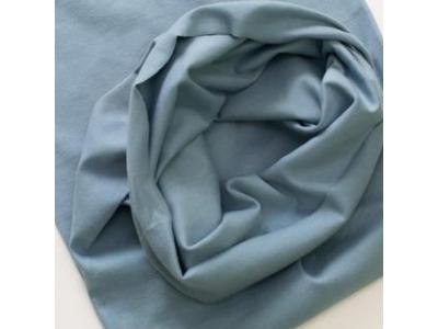 Náplet z BIO bavlny, tunel - modrošedá