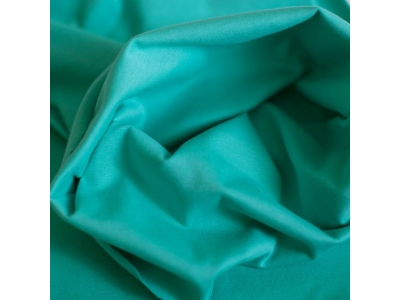 Náplet z BIO bavlny, tunel - mint