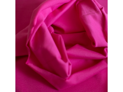 Náplet z BIO bavlny, tunel - růžová